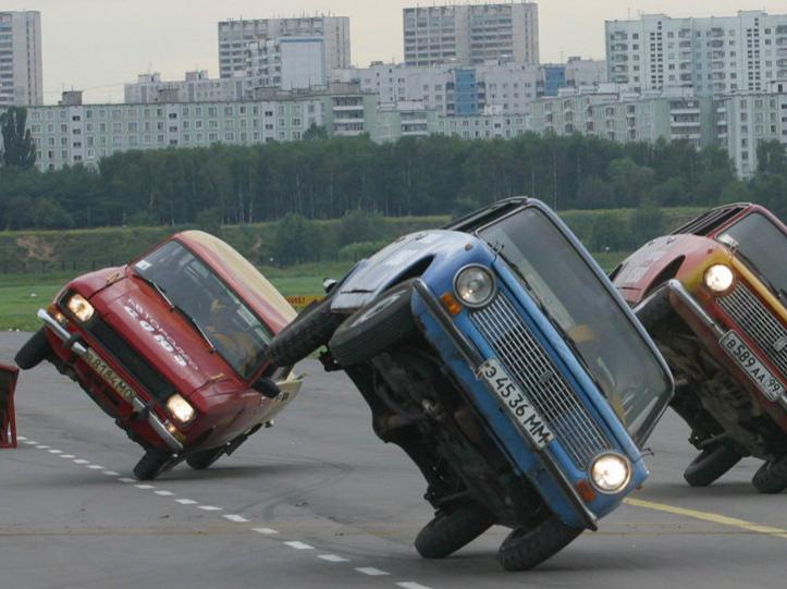 Конфискация за лихачество на дорогах