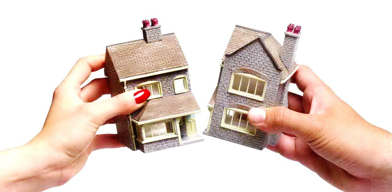 Раздел домовладения в натуре