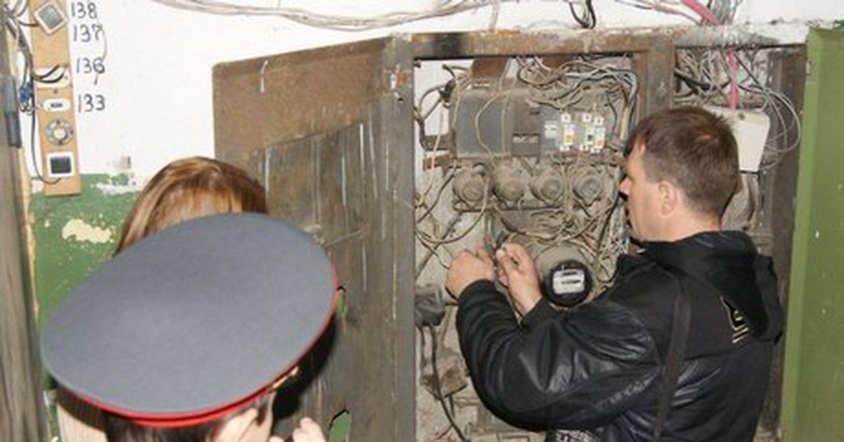 6 лет тюрьмы за кражу электроэнергии