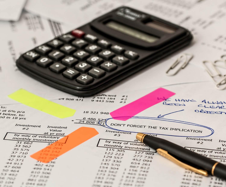 Бухгалтерский учёт и налогообложение