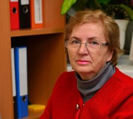 Мурашова Лидия Николаевна
