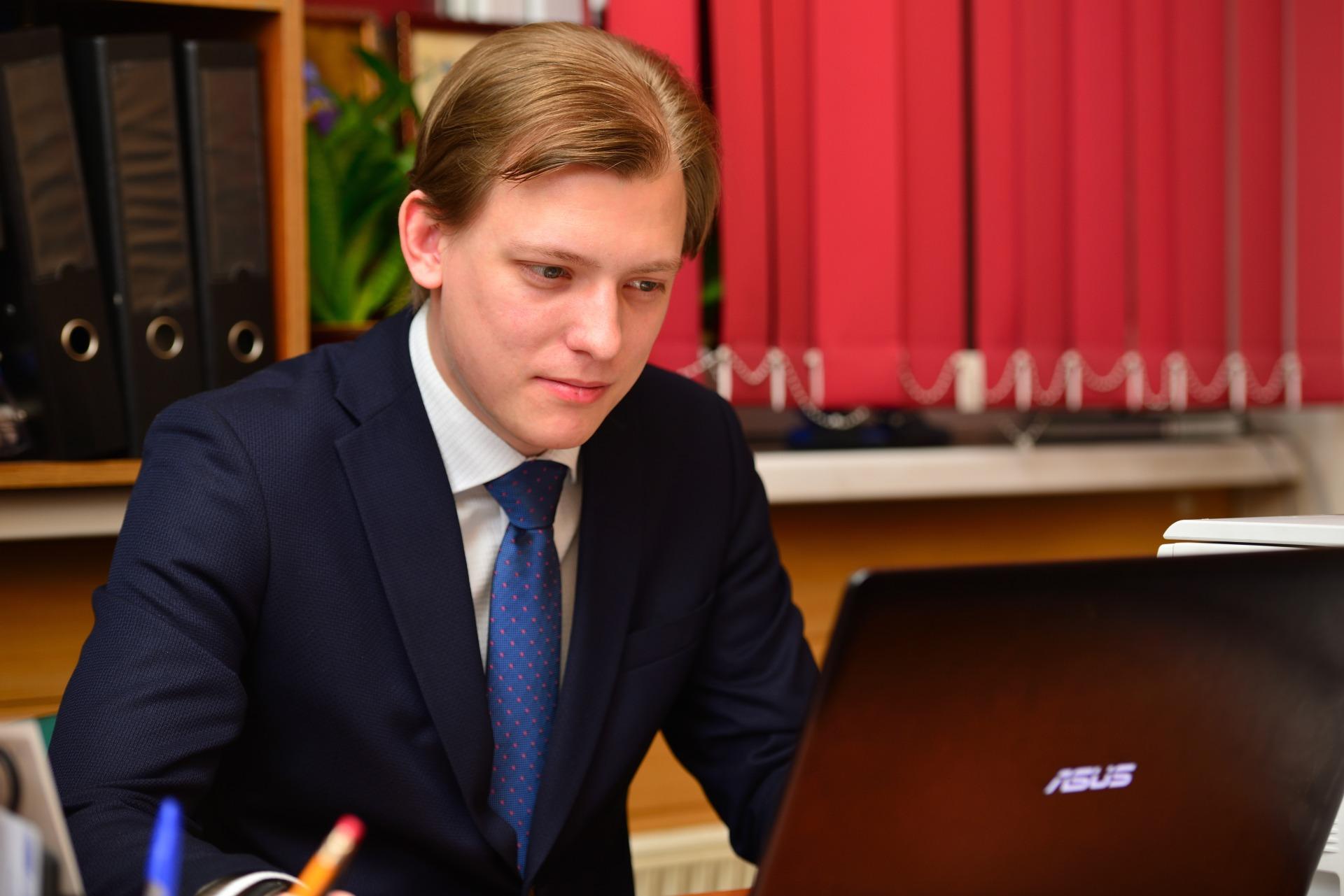 Обухов Андрей Алексеевич